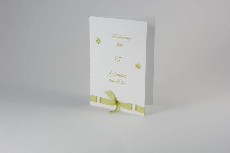 Einladung Geburtstag Variation 3